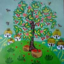 """Продам картину """"Хрущі над вишнями гудуть"""". Недорого!, в г.Фастов"""