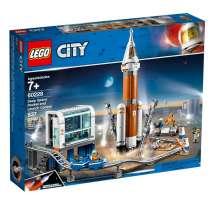 Новый LEGO City 60228 Ракета для запуска в далекий космос, в Москве