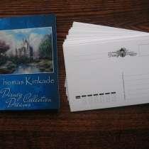 Комплект открыток Томаса Кинкейда, в Туймазах