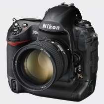 Зеркальный фотоаппарат Nikon D3000, в Уфе
