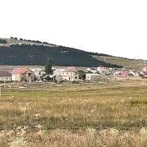 Участок возле речки с открытым видом на Чатыр-Даг, в Симферополе