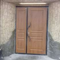 Монтаж входных дверей, в Воронеже