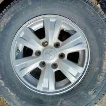 Продам комплект колес Cooper 245/75 R16 M S, в Санкт-Петербурге
