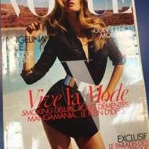 Vogue Paris, в Санкт-Петербурге