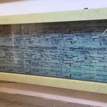 Аквариум картина на 128 литров, в г.Алматы