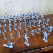Оловянные солдатики СССР- матросы- 45штук, в Мурманске