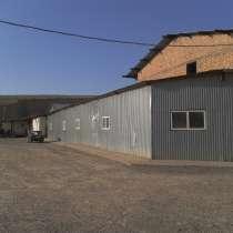 Продается действующий кирпичный завод (завод полного цикла), в г.Шымкент