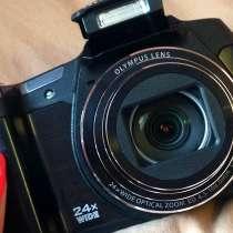 Фотоаппарат Olympus SZ-17 на всю жизнь, решайся, в Москве