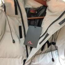 Зимняя куртка бренда Evisu (Эвису) муж, в Иркутске