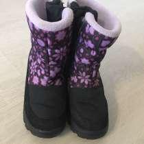 Зимние сапожки на дождь, размер 30, в г.Донецк