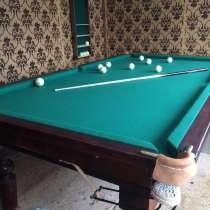 Бильярдный стол, в Владимире