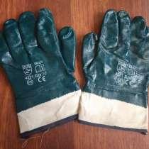 Перчатки нитриловые полн. покрытие (манжет крага), в г.Витебск