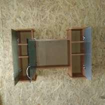 Шкафчики с зеркалом для ванной комнаты(Изготовление мебели), в г.Кривой Рог