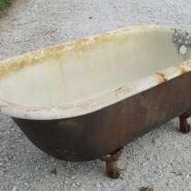 Купим с вывозом чугунные ванны, чугунные батареи, плиты, лом, в Нижнем Новгороде