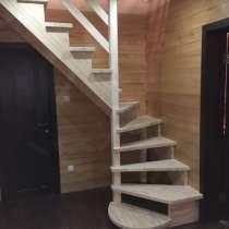 Деревянные лестницы, в Иркутске
