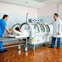 Барокамера лечение кислородом под давлением, в Уфе