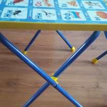 Детский складной комплект мебели, в Барнауле