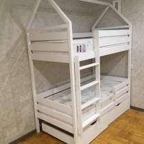 Кровать двухъярусная домик, в Ижевске