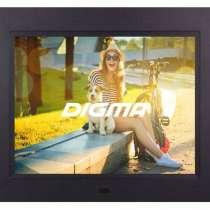 Фоторамка цифровая Digma PF-833 черный, в г.Тирасполь