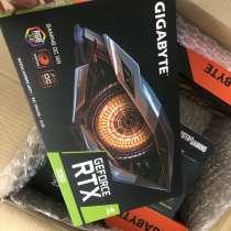 Nvidia GeForce Gigabyte RTX3060 (новая, не распакованная), в Владивостоке