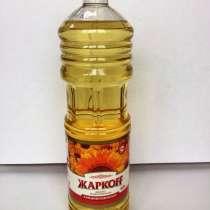 Масло подсолнечное рафинированное дезодорированное, в г.Минск