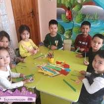 Детский сад Талантвилль, в г.Бишкек