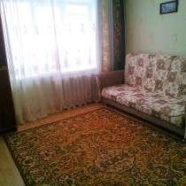 1 ком. квартира, ремонт пл. окна, нат. потолки. мебель, в Комсомольске-на-Амуре