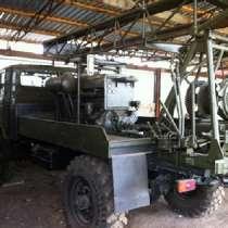 Буровая установка УГБ -1 ВС на базе Газ 66, в г.Одесса