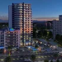 Доступная цена и высокий класс в центре! Palm resience, в г.Тбилиси