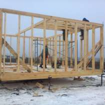 Строим каркасные дома по нормальным ценам.Делаем отопление и, в Уфе