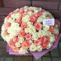 101 роза Нижний Новгород, в Нижнем Новгороде