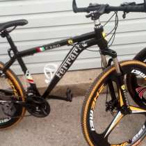 Продаю новый велосипед Ferrari на литых дисках, в Красном Сулине