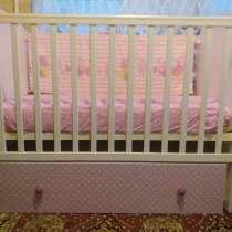Детская кроватка, в Благовещенске