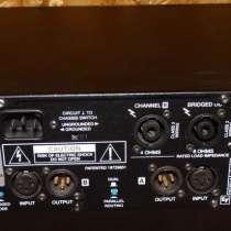 Усилитель ElectroVoice CP4000S, в Москве