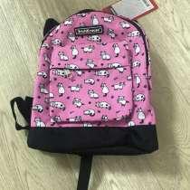 Школьный рюкзак, в Рославле