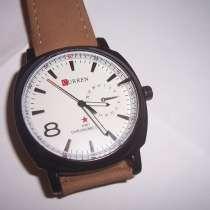 Наручные кварцевые часы CURREN 8139, в Москве