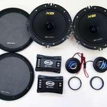 Динамики 16см BM Audio F-628-X6 250W 2х полосные компонентны, в г.Киев
