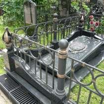Памятники, мазарные плиты, оградки любой сложности, в г.Караганда