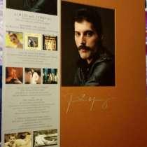 Queen Freddie Mercury, в Москве