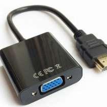 Переходник HDMI на VGA, в Иркутске