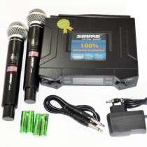 Радиосистема DM UK 90 база 2 радиомикрофона, в г.Киев