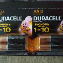Батарейки DURACELL AA LR6, в Ульяновске