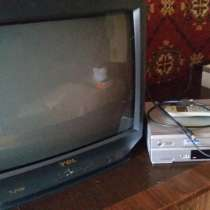 Даром ТВ и видеомагнитофон, в Иванове