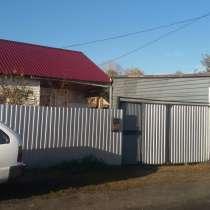 Продам 1/2 дом Пригород(5 км)или обмен на 2х комн благ кв, в Бийске