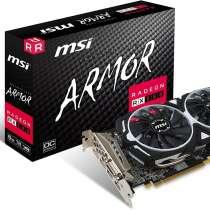 MSI RADEON RX 580 ARMOR 8G OC Graphics Card '8GB GDDR5, 1366, в г.Argentine