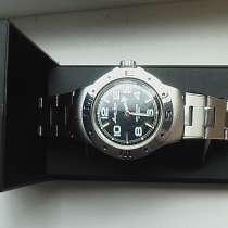 Часы мужские Восток Амфибия новые, в Саратове