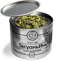Чай улун. С семейной чайной фермы. Свежий и ароматный, в Чите
