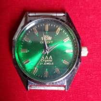 "Часы ""orient AAA Crystal 21 Jewels"", в Новосибирске"