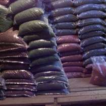 Цветной щебень оптом Могилев (крашеный, декоративный), в г.Могилёв