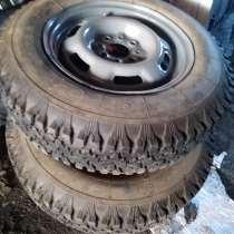 Продам колёса снежок повыш. проход. шипы р13.ваз, в Юрге